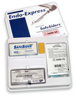 ENDO EXPRESS Handpiece with kit SAFE-SIDER - EDS, USA