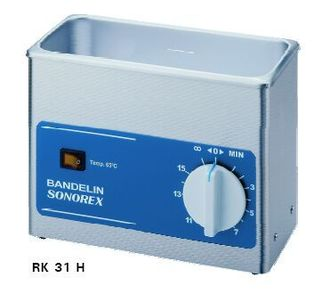 RK31H  Ultrasould bath with heater